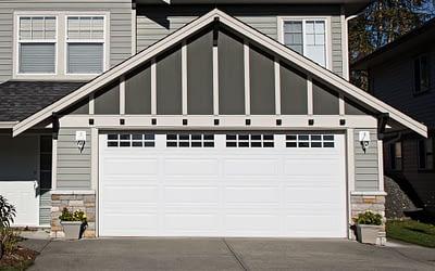How To Repair Your Dented Garage Door