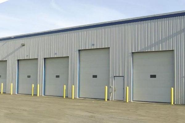 Commercial Steel Doors Repair