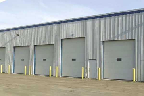 Commercial Steel Doors Repair
