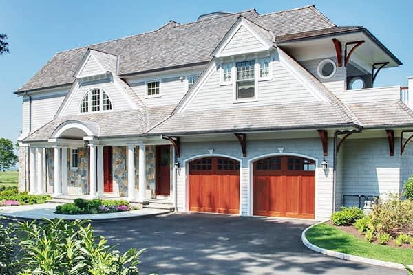 Heritage Wood Garage Doors