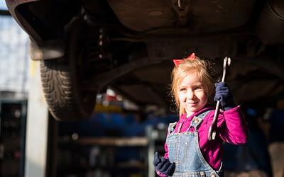 Keeping Children Safe Near Garage Doors