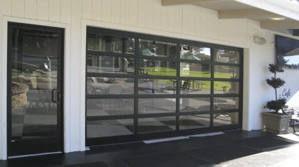 Commercial Aluminium Doors Repair