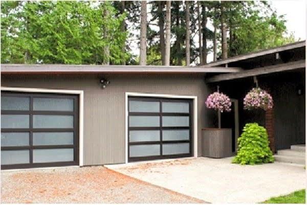Aluminum Garage Doors Vancouver