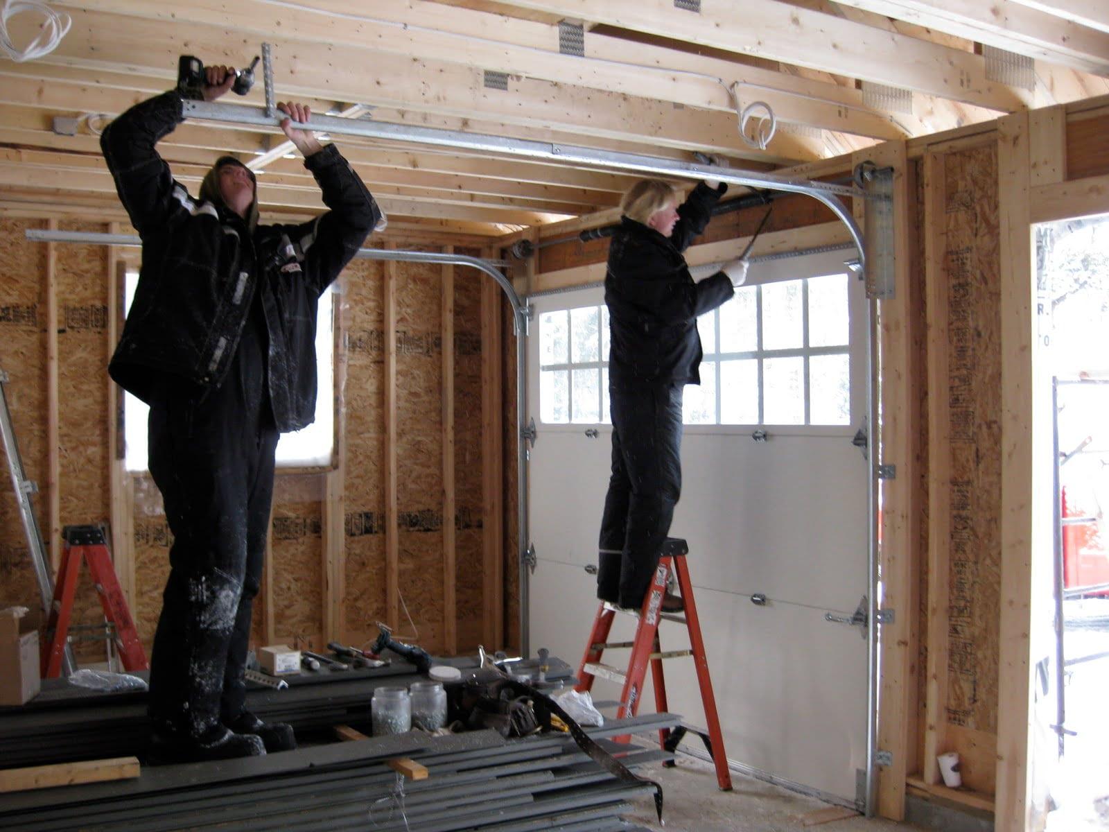 Materials For New Garage Door Repair Doors