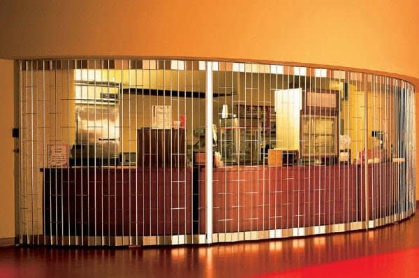 Rolling Aluminium Doors Surrey