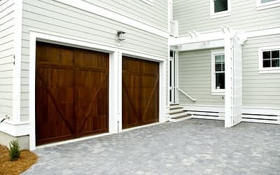 Four Of The Best Garage Door Materials