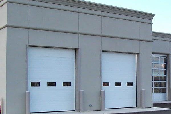 Commercial Steel Doors TX450