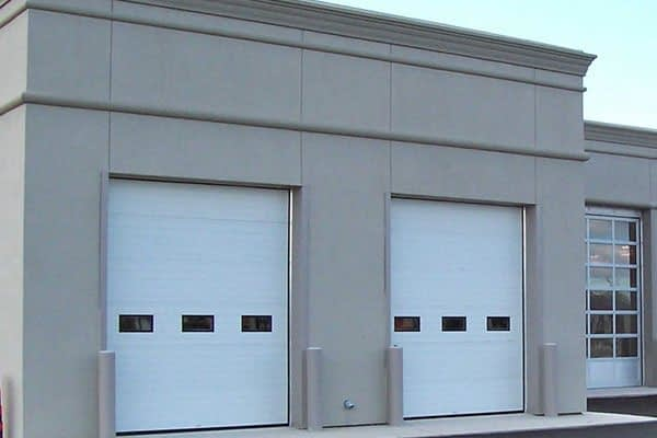 Commercial Steel Doors TX450