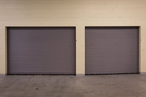 Commercial Garage Doors Janus 2500